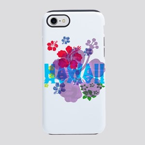 Hawaiian Hibiscus iPhone 7 Tough Case
